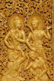 Detail, Wat Xieng Thong