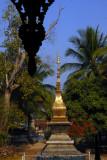 Golden Stupa, Wat Xieng Thong