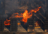 Sheikh Zayed Road Fire 20Mar07