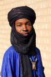 Tuareg man, Timbuktu