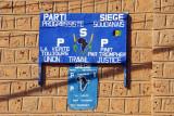 Parti Siege - Progressiste Soudanais  - Mali - Union Travail Justice