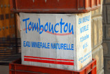 Tombouctou brand mineral water