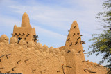 Dyingerey Ber Mosque, Timbuktu, 14th Century