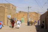 Timbuktu street life, Mali