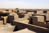 View from the roof of the Heinrich Barth Haus, Timbuktu