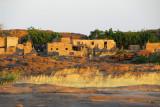 Daga-Tireli is a Dogon village on the rim of the Bandiagara Escarpment