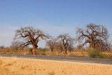 An excellent road connects Kayes, Mali with Kidira, Senegal