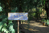 This village is the beneficiary of a US-Canadian project to dig safe wells for drinking water