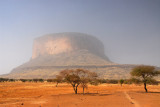 Mont Hombori (1155m) the highest mountain in Mali