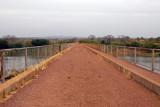 Bridge across the Senegal River between Diamou and Sélinkégni, Mali