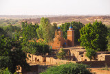 Labbézanga, the first village in Niger after crossing the border from Mali