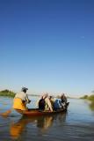 Pirogue tour, Ayorou, Niger