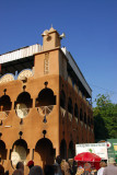 Mosque in downtown Niamey