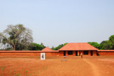 Another of the Royal Palaces in Abomey, Benin