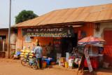 Shop along Rue du Palais Royal, Abomey, Benin