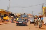 Downtown Abomey, Benin
