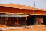 Cafeteria Les Delices du Tropique, Abomey, Benin