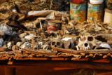 Voodoo market, Abomey, Benin