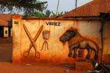 Chez Yemadje, Rue du Palais Royal, Abomey, Benin