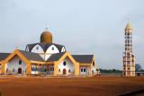 New church, Allada, Benin