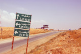 Baghdad straight ahead