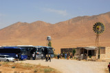 This Bagdad Cafe pulled in 3 busloads of Turkish tourists