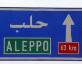 Aleppo, Halab in Arabic