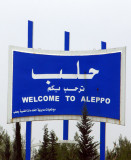 Welcome to Aleppo