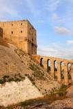 Gatehouse and bridge, Aleppo Citadel