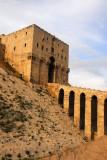 Gatehouse to teh Citadel of Aleppo