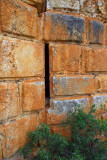 Arrow slit, Saone Castle