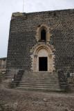 Front entrance, Marqeb Castle chapel