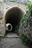 Entrance ramp, Krak des Chevaliers