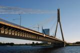 River Daugava Cruise to Riga Port