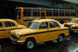 Calcutta Traffic