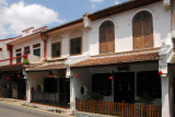Straits-Chinese (Peranakan) houses, Heeren Straat, Malacca