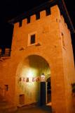 Porta San Francisco, San Marino, night