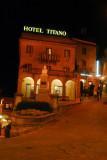Piazza Garibaldi, San Marino, Hotel Titano