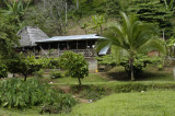 Typical village hut