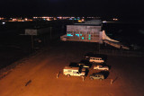 Hangar, seen from the control tower