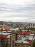 Yerevan roofs
