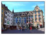 Fronwagplatz, Schaffhausen, Switzerland