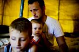 Labinot s'inquiète pour ses enfants