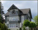 Typically fassade in Thüringen