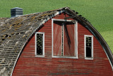 Red Barn Face