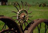 Wheel Fence Detail