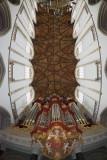 Bavo Church; organ