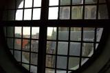 Bavo Church; taken from ceiling