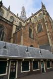 Bavo Church from Groenmarkt