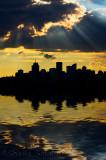 North Sydney sunset